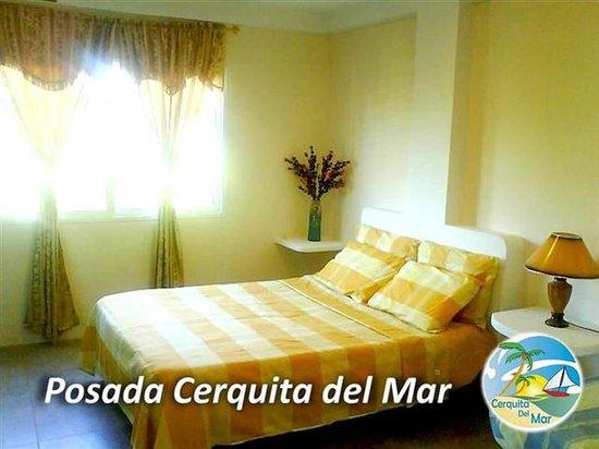 Posada Cerquita Del Mar: Habitación 1