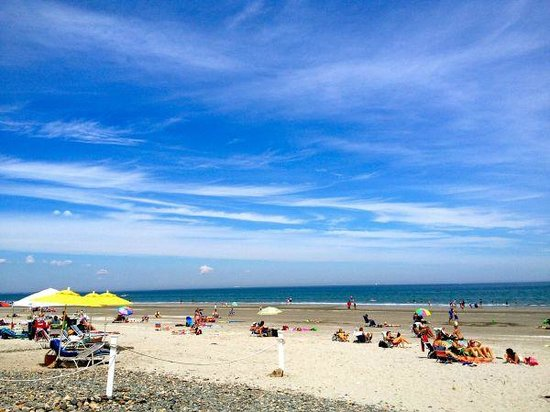 Nantasket Hotel at the Beach: beautiful Nantasket Beach