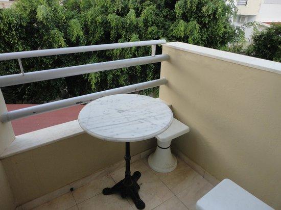 Sofia Hotel: balcony