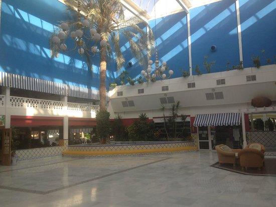 Vera Playa Club Hotel : Foyer