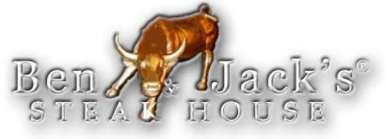 Ben & Jack's Steakhouse: Logo