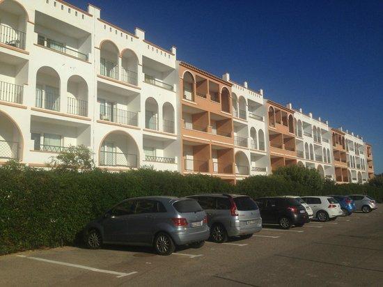 Vera Playa Club Hotel : Außenansicht