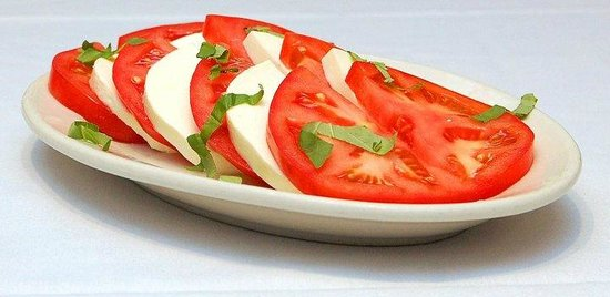 Ben & Jack's Steakhouse: Beefsteak Tomato & Mozzarella