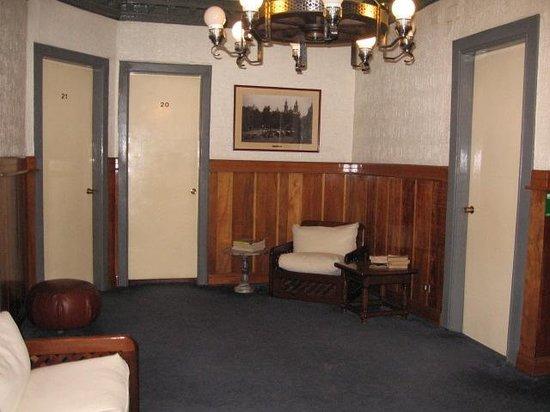 Hotel Vegas: Hall 3