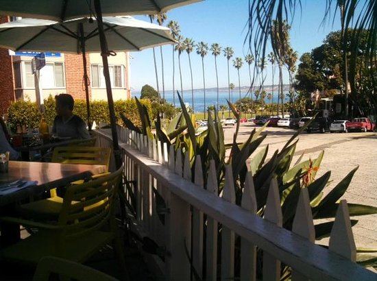 Cody's: View from Patio
