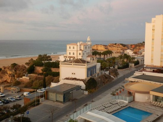 Hotel da Rocha : Made for some wonderful sunset pics too!