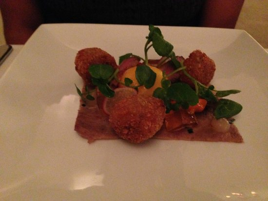 The Dining Room: Duck