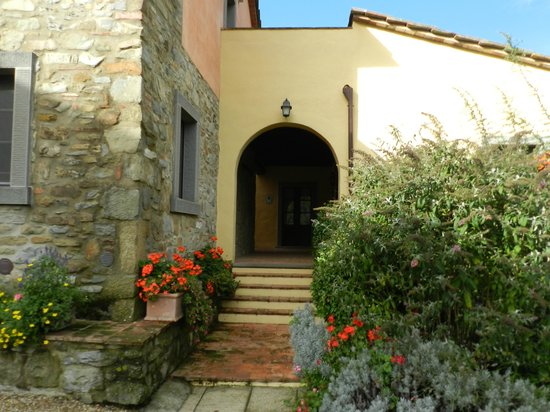 Casa Portagioia: Entry to our room