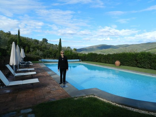 Casa Portagioia: Pool
