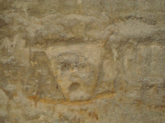 Starved Rock Lodge & Conference Center: Face In The Rock