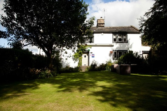 Willow Cottage B&B: Garden