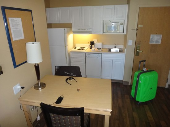 Extended Stay America - Orlando - Convention Center - Universal Blvd: cozinha