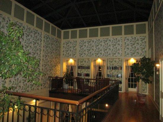 River Street Inn : 4th floor of the atrium