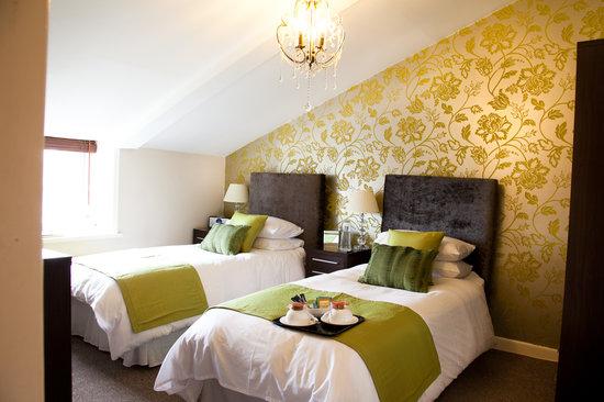 Willow Cottage B&B: Twin Room 4 En suite