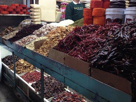 La Villa Bonita Culinary Vacation: I can only wish we had markets like this where I live