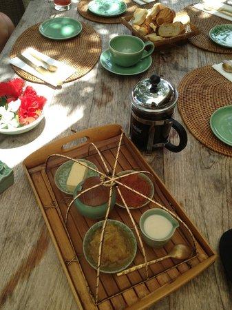 Mu Bali : Breakfast!