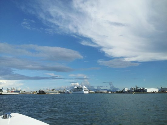 San Juan Water Tours : The tour is awesome