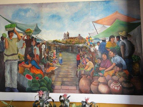 Pinturas Hermosas En Las Paredes Picture Of La Casona De - Pinturas-en-paredes