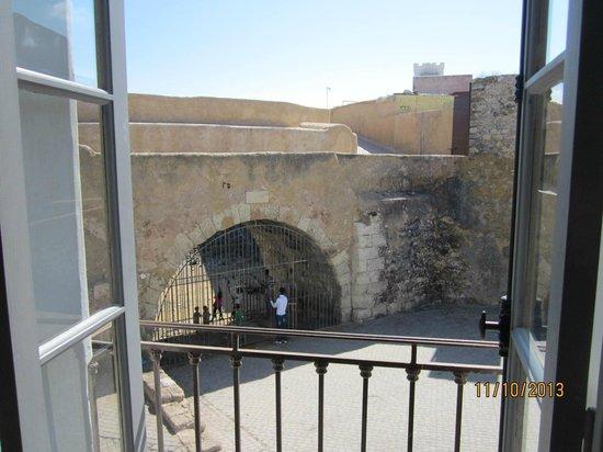 Café do Mar : View from window