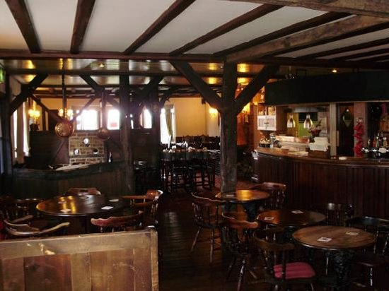 The Stag: pre-refurbishment
