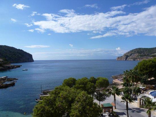 Grupotel Playa Camp de Mar: View from room 311