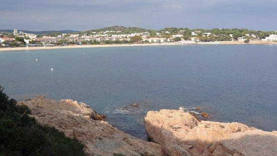 Hotel Barcarola : La plage