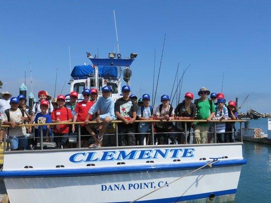 Dana Point, CA: KIDS FISHING TRIP