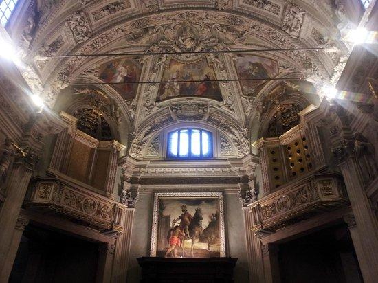Alzano Lombardo, Italy: Basilica di San Martino