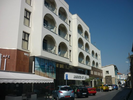 Livadhiotis City Hotel: hotel