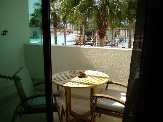 Sofitel Agadir Royal Bay Resort: Balcony