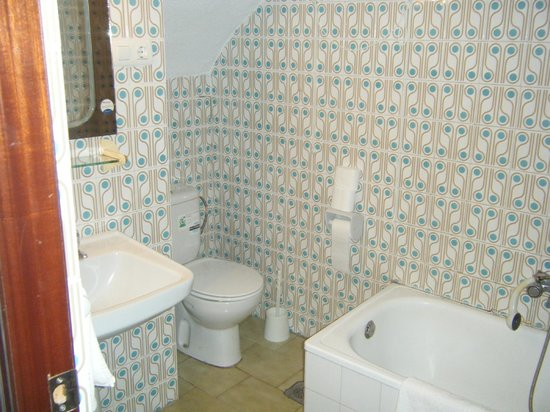 Pension San Joaquin: bathroom