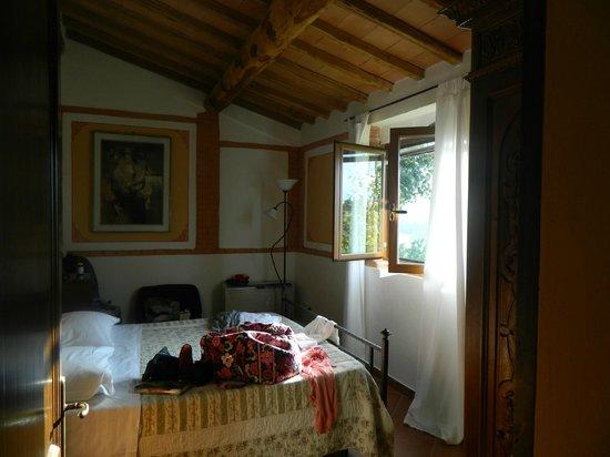 Agriturismo Poggio Bonelli: Bedroom