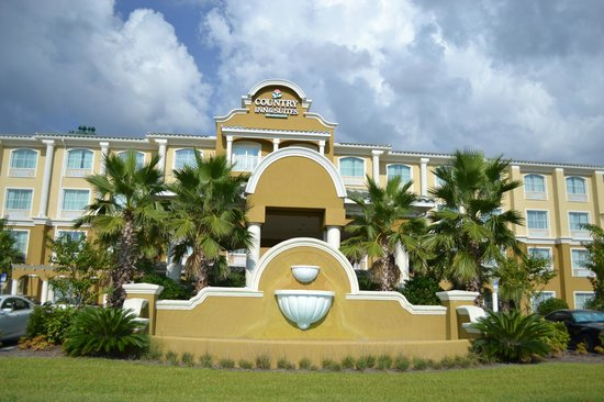 Country Inn & Suites By Carlson, Port Orange-Daytona : Front of hotel