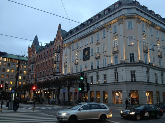 Nobis Hotel : 2 здания отеля