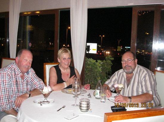 La Bocaina : Gezellig tafelen