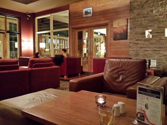 Raheen Woods Hotel: Residents Bar