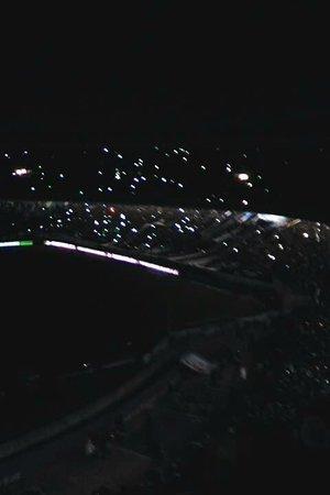 Estadio Presidente Juan Domingo Peron: Los amargos a la B