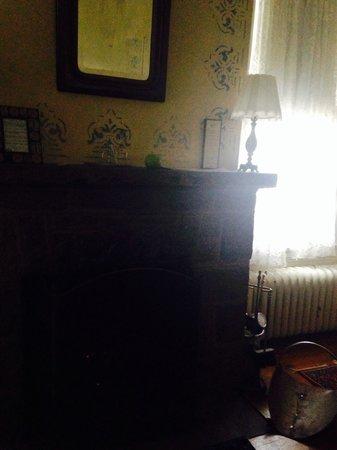 Aaron Burr House: Our room