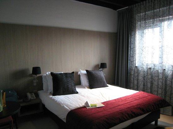 Hotel de Flandre: Chambre
