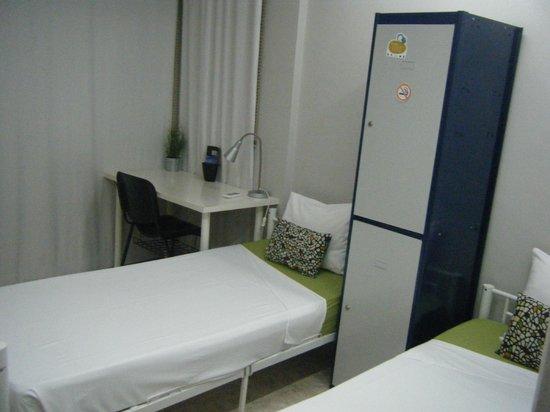 Malaga Hostel: bedroom double