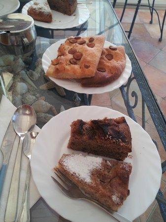 Bed & Breakfast Da Pina: Colazione