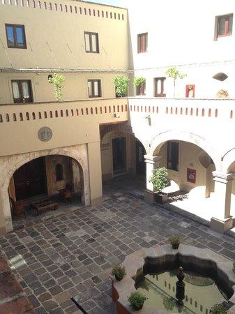 Quinta Real Puebla : Antiguo Convento hoy Quinta Real