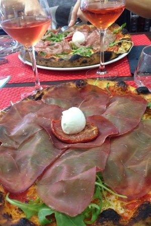 Italia e Sapore: Les fornarina ...