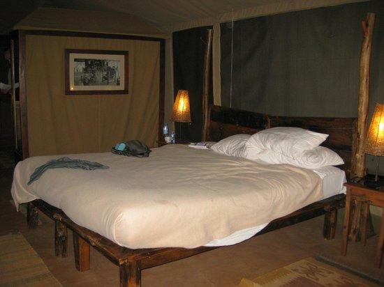 Oliver's Camp, Asilia Africa: I slept like a rock.