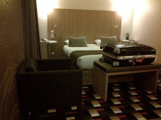 Hotel Mercure Grenoble Centre President : room2