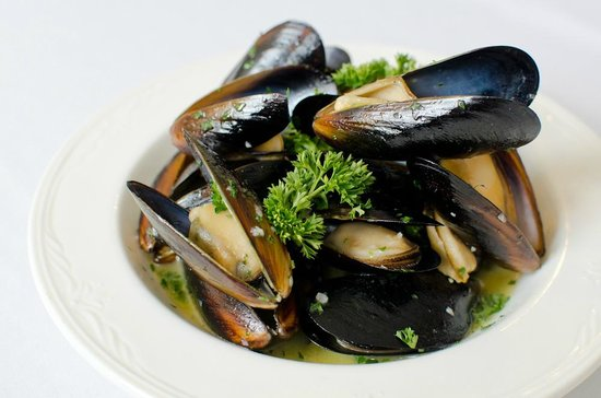 Four Corners Country Inn : Moules Marinieres