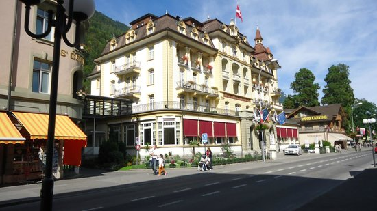 Hotel Royal St. Georges Interlaken - MGallery Collection : Hotel