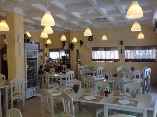 Ristorante la locanda dell 39 orologio in roma con cucina - Cucina romana roma ...