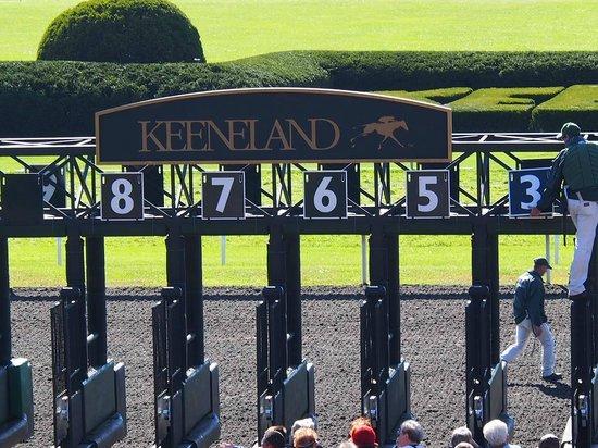 Keeneland : Starting Gate