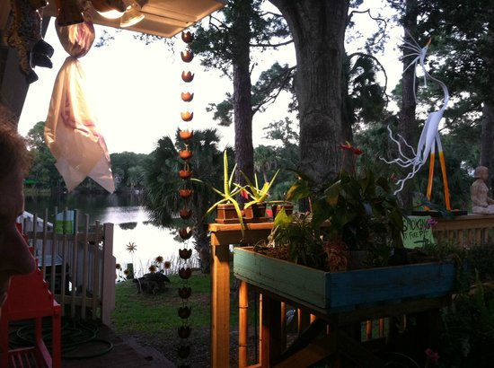 Finns Island Style Grub: The bayou